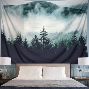 Aesthetic Nature Scenic Wall Hanging Tapestry